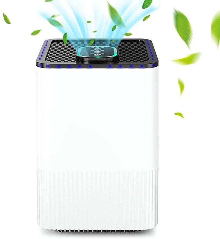 Purificador de Aire con filtro HEPA doméstico